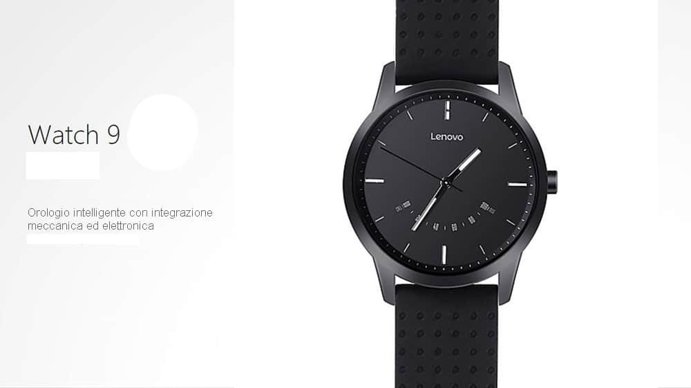 lenovo watch 9 braccialetto intelligente