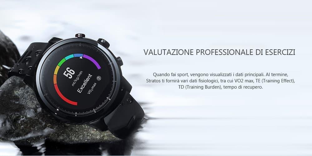 🔥xiaomi amazfit stratos / pace 2 smartwatch versione internazionale