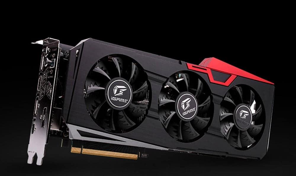 Geforce igame rtx 2070 ultra scheda grafica colorata