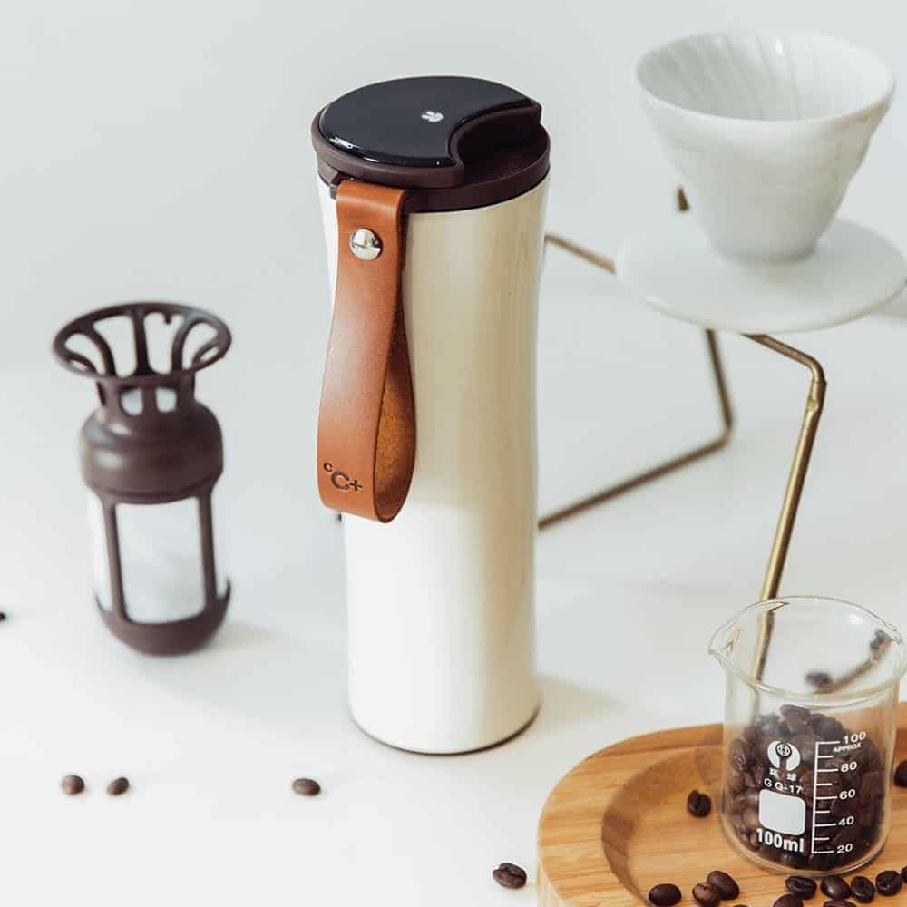 Xiaomi kisskissfish moka smart oled touch control coffee cup