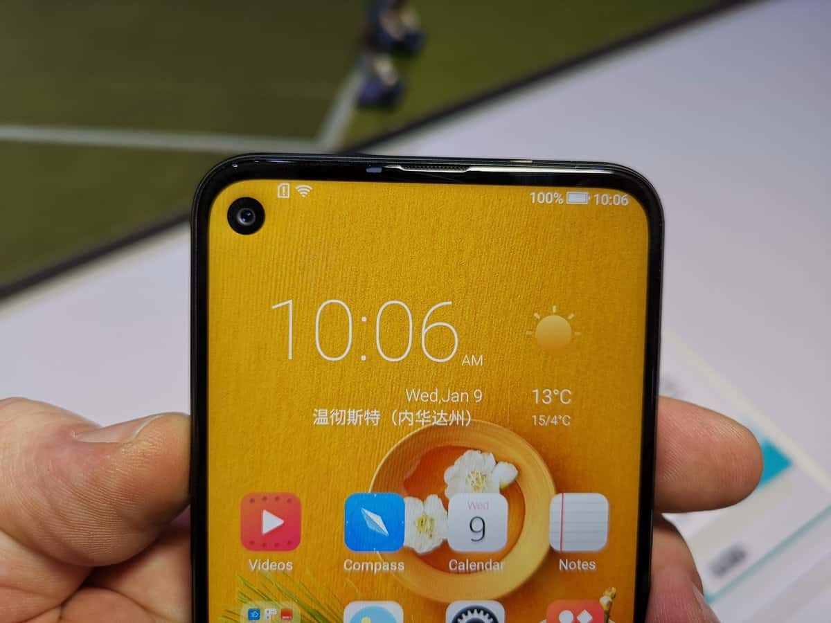 Hisense u30 with punch-hole panel, snapdragon 675 and 48mp digital camera spotted at ces 2019