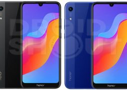 Honor 8A formal renders, price and colour versions leaked number of days ahead of release