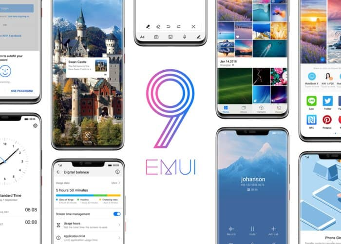 Honor 10, honor play and honor view 10 presently receiving android pie emui 9.0 in india
