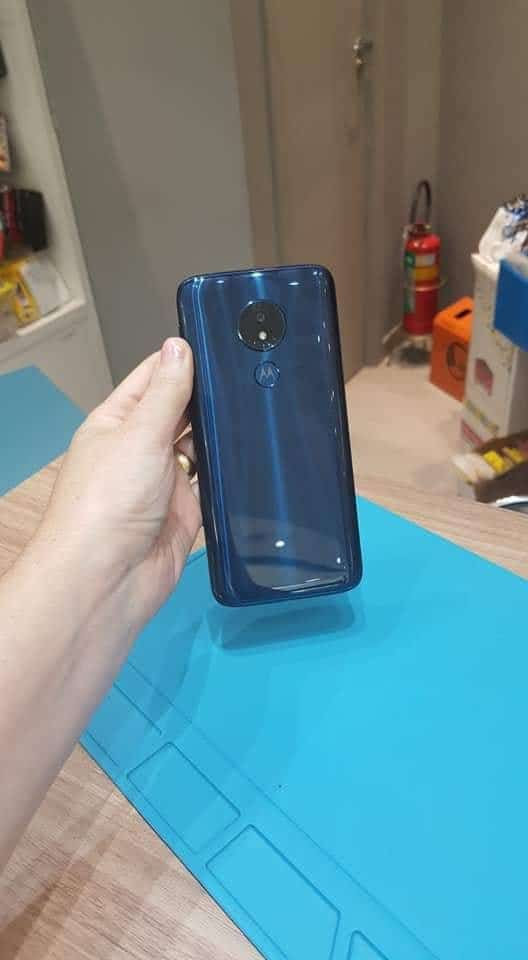 Moto g7 power live photos confirm specifications and tell brazilian value