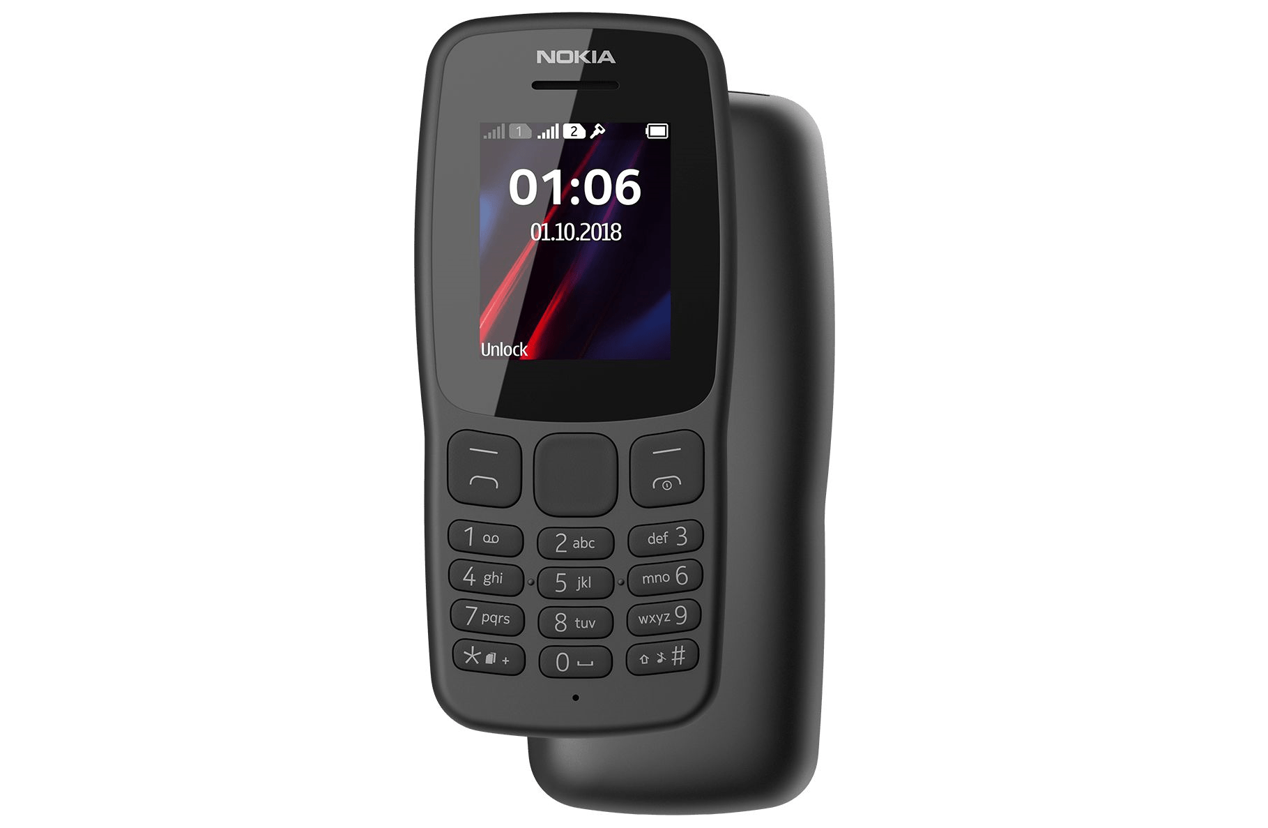 Nokia 106 is hmd global's first phone in india this year