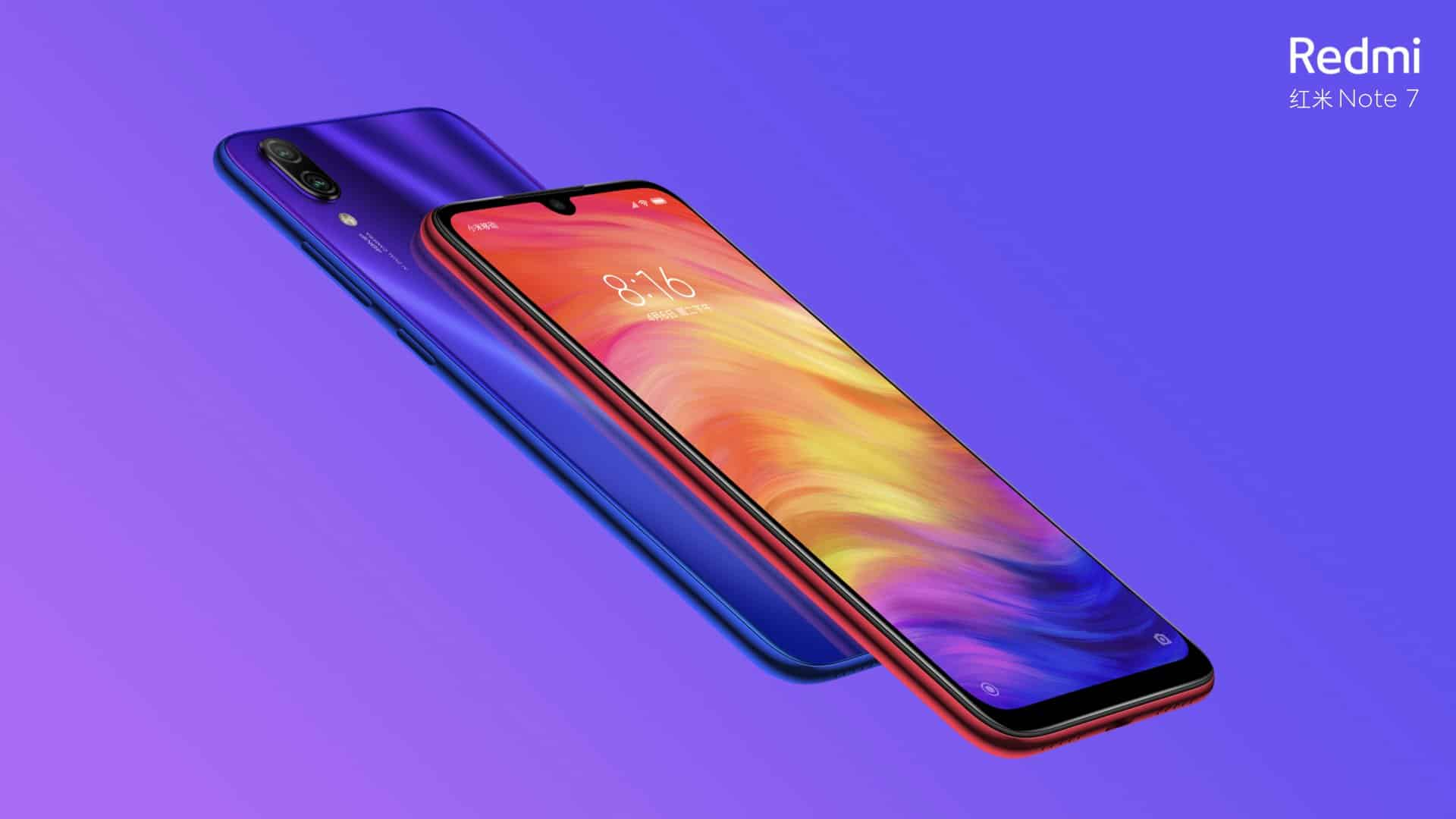 Redmi note 7 gone under 9 minutes in its first sale in china