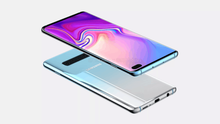 Samsung galaxy s10, s10 plus 3c approved