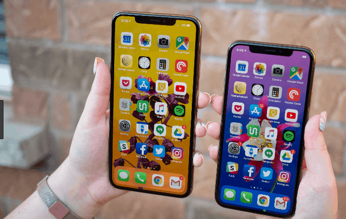 Apple iphone 2019 to function usb-c port and in-display touch id