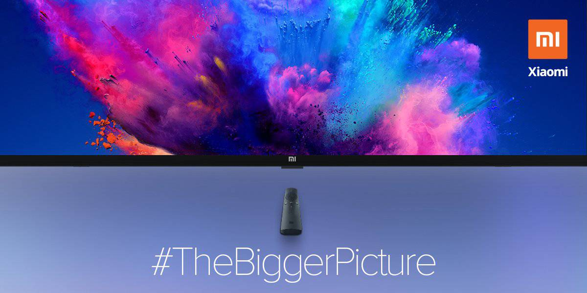 Xiaomi india teases a bigger mi led tv is coming soon