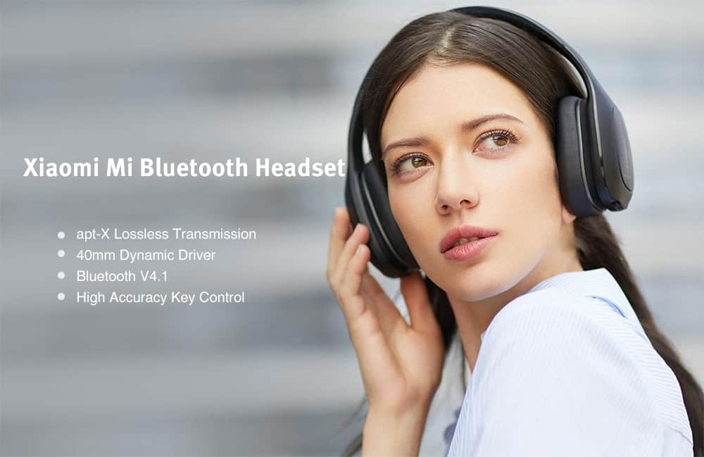 Xiaomi mi bluetooth foldable headset review