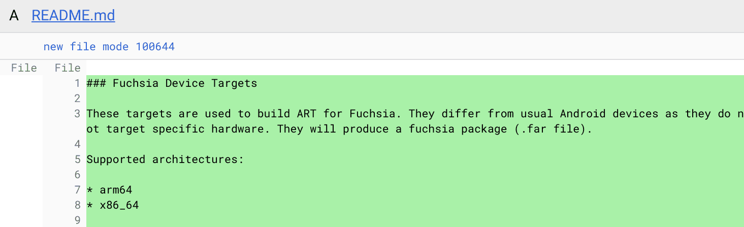 Next fuchsia os from google confirmed to support android apps