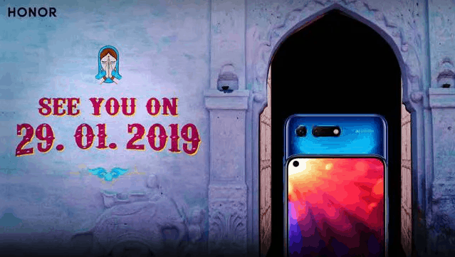 Honor view 20 india release date reported