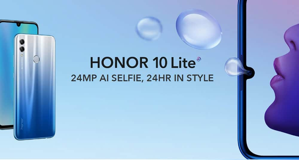 🔥huawei honor 10 lite 3+64gb global version