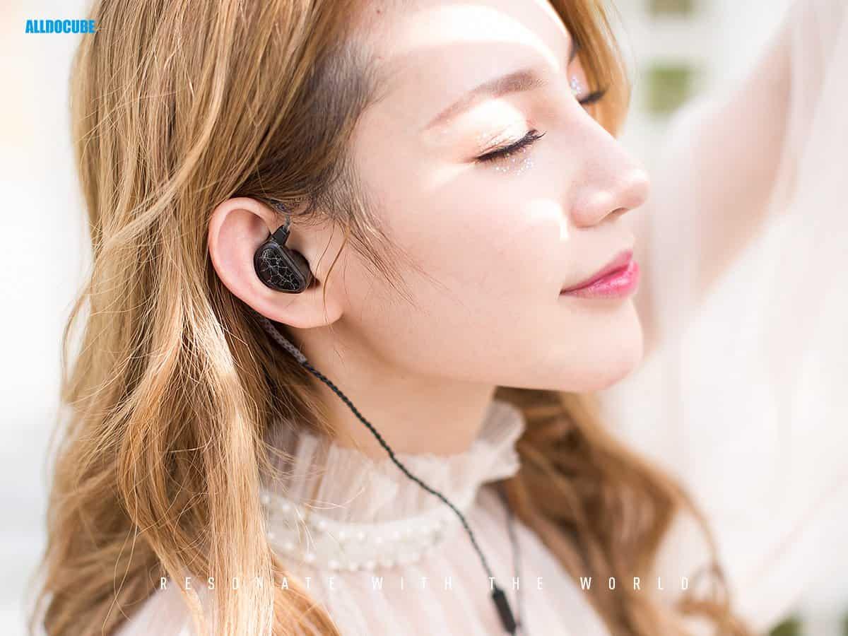 Alldocube f40 earphones