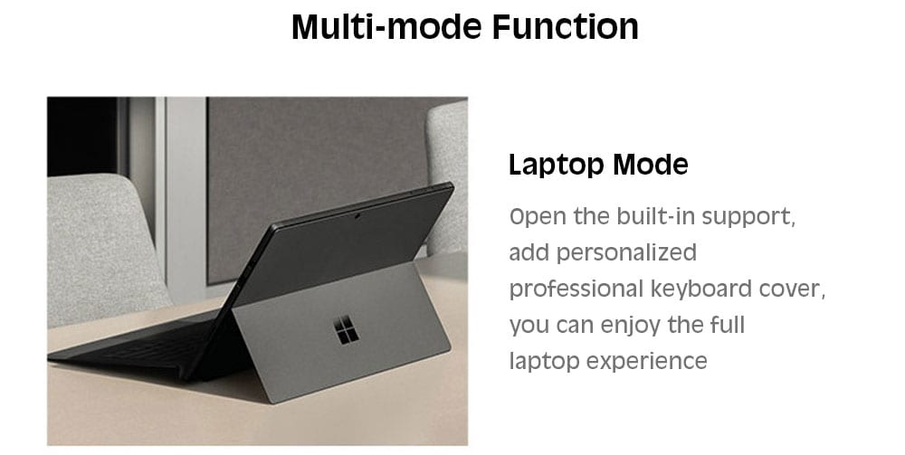 Microsoft surface pro 6 2 in 1 tablet pc 8 gb di ram