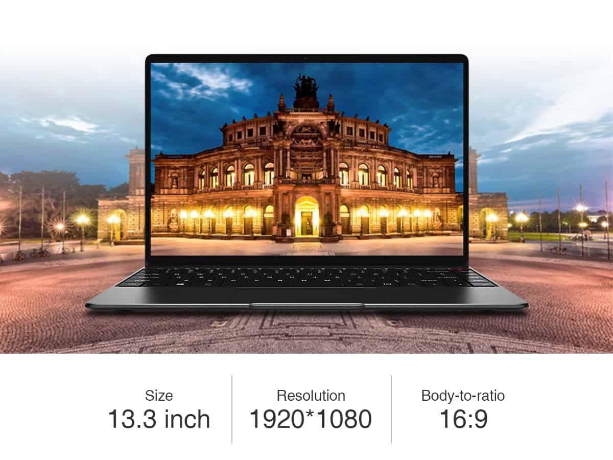Chuwi aerobook review core m3 6y30 windows 10 8gb ram 128gb rom