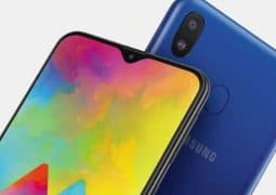 Samsung Galaxy M20 is presently out there through open sale in India