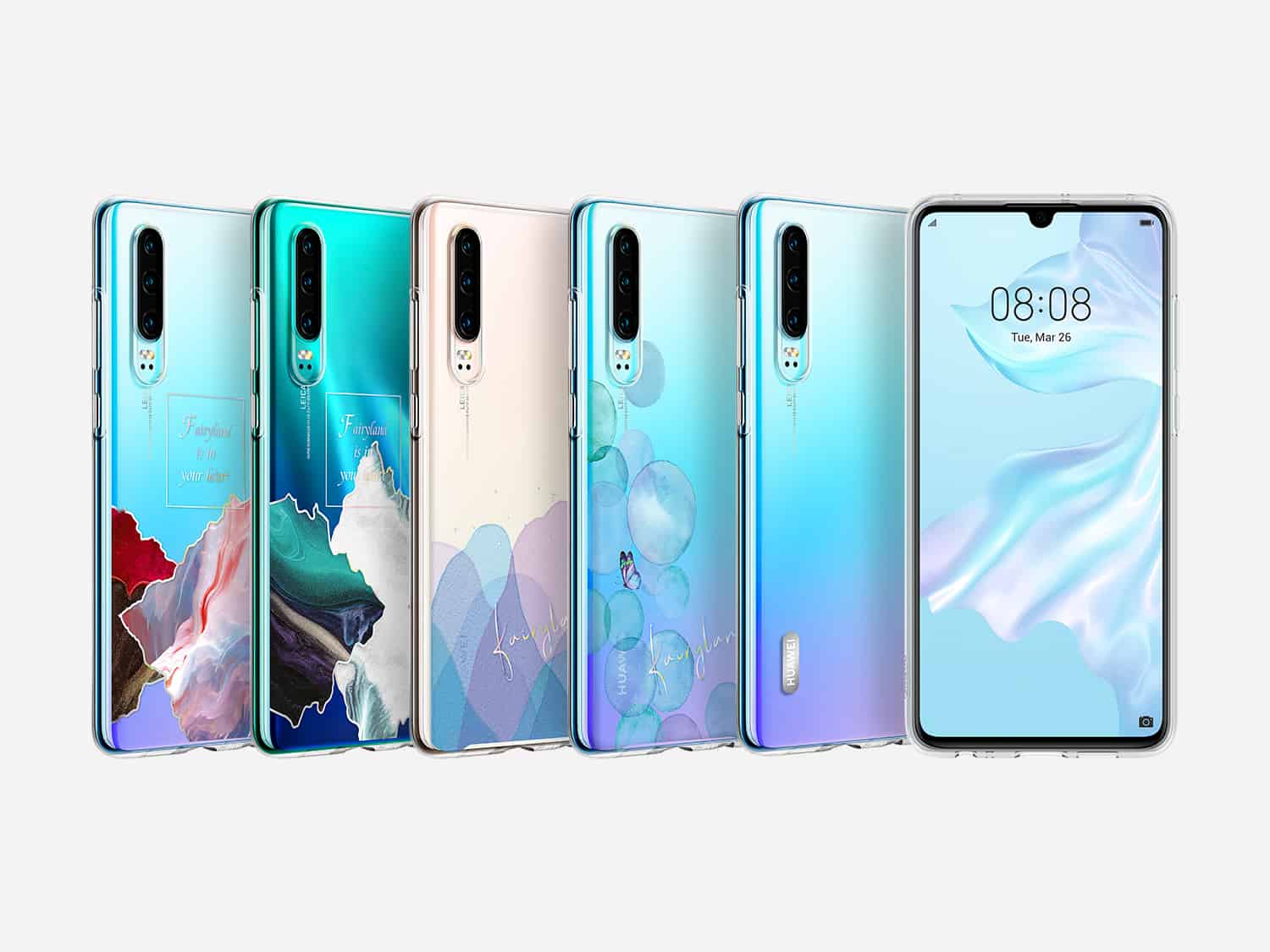 Huawei-P30-Clear-Case