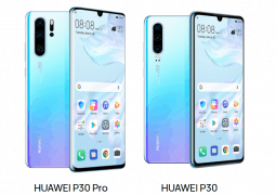 Xiaomi mocking Huawei's newly introduced P30 phone series