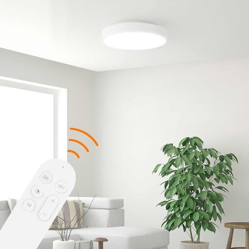 Xiaomi yeelight ac220v 28w 240 leds intelligent ceiling light(eu warehouse)