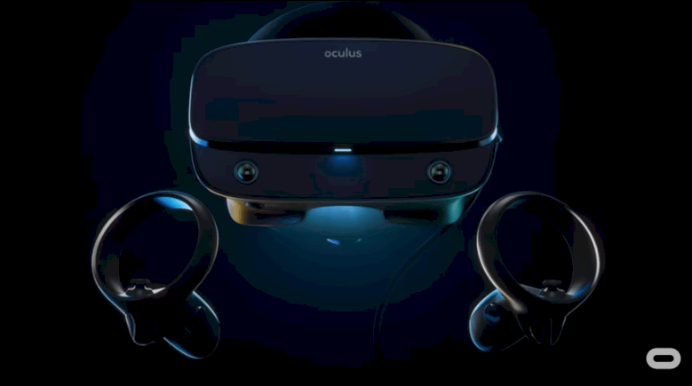 Oculus unveils the Rift S VR headset