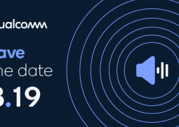 Qualcomm audio-related schedules announcement for March 19