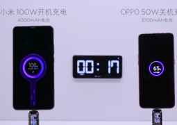 Xiaomi shows 100W Fast Charging technology, 4000mAh battery charged in just 17 minutes