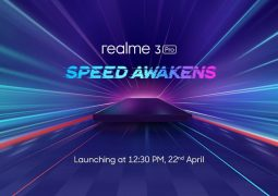 Realme 3 Pro launch date is April 22