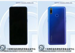 Realme smartphones certified in China, Pop-Up Camera design expected