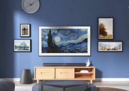 Xiaomi Mi Mural TV is a 65-inch Super Thin Wallpaper style design