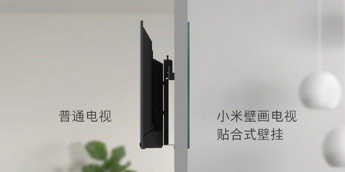 Xiaomi outs Mi Mural TV 4