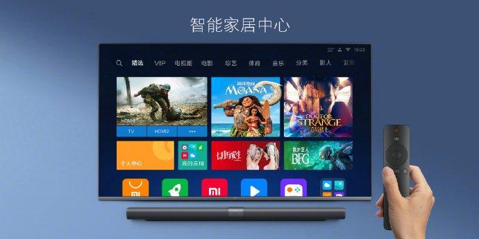 Xiaomi outs Mi Mural TV 5