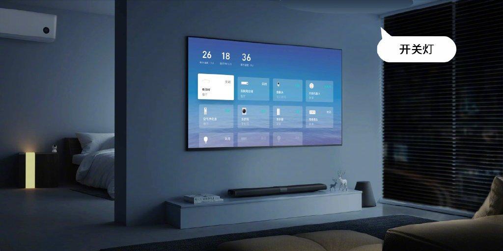 Xiaomi outs Mi Mural TV 6