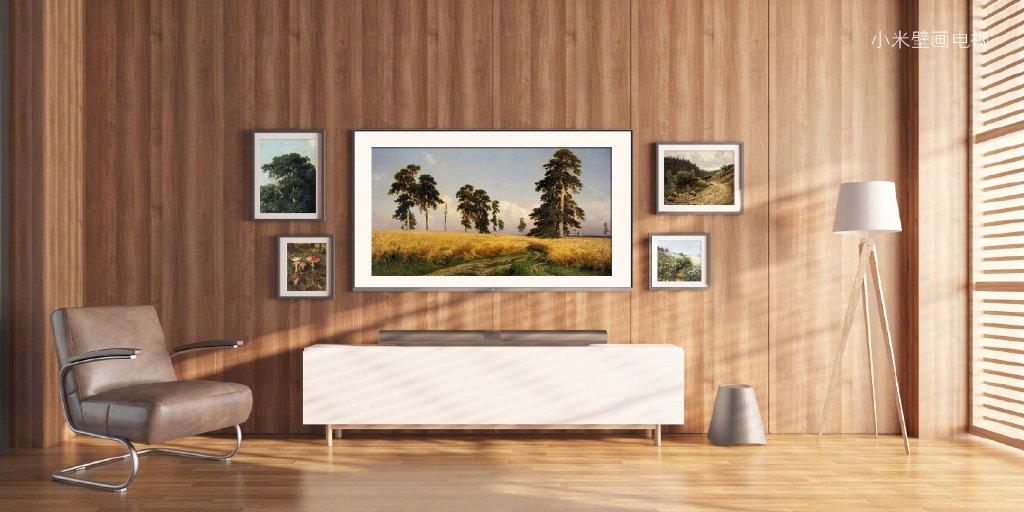 Xiaomi outs Mi Mural TV 7