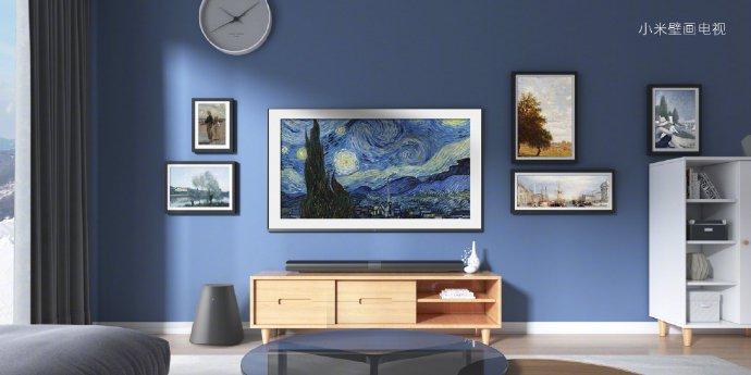 Xiaomi outs Mi Mural TV