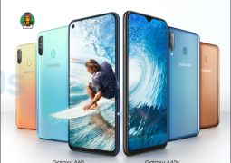 Samsung Galaxy A60 and Galaxy A40s pre-order is opened