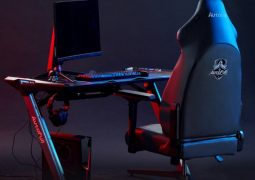 Xiaomi Gaming Chair with marks automobile concept design unveiled