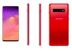 Samsung Galaxy S10 and S10+ to come in fresh Cardinal Red variant