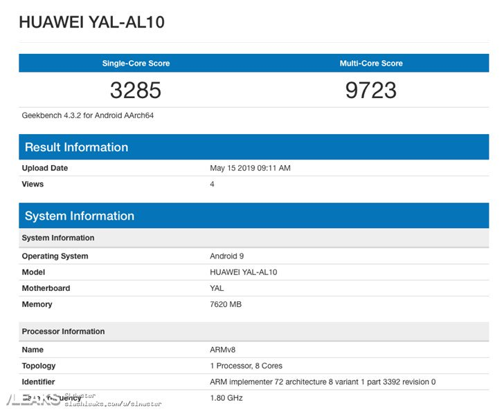 honor-20-pro-geekbench