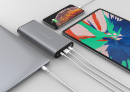 HyperJuice is the world's first powerbank to support 100W power output