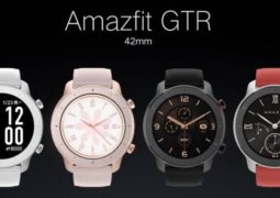 Amazfit GTR smartwatch with 74 day battery life from Huami