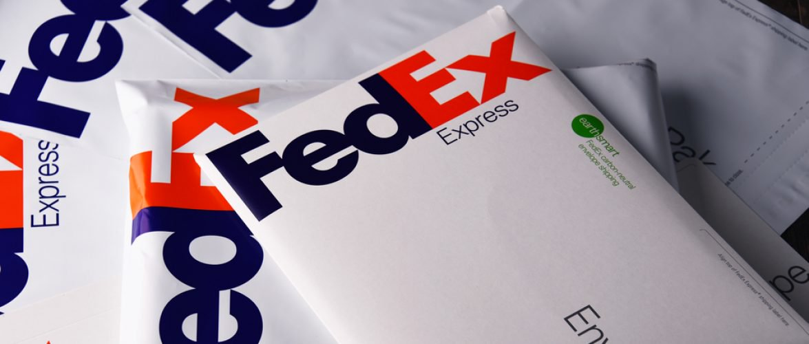 FedEx held back over 100 Huawei related shipments