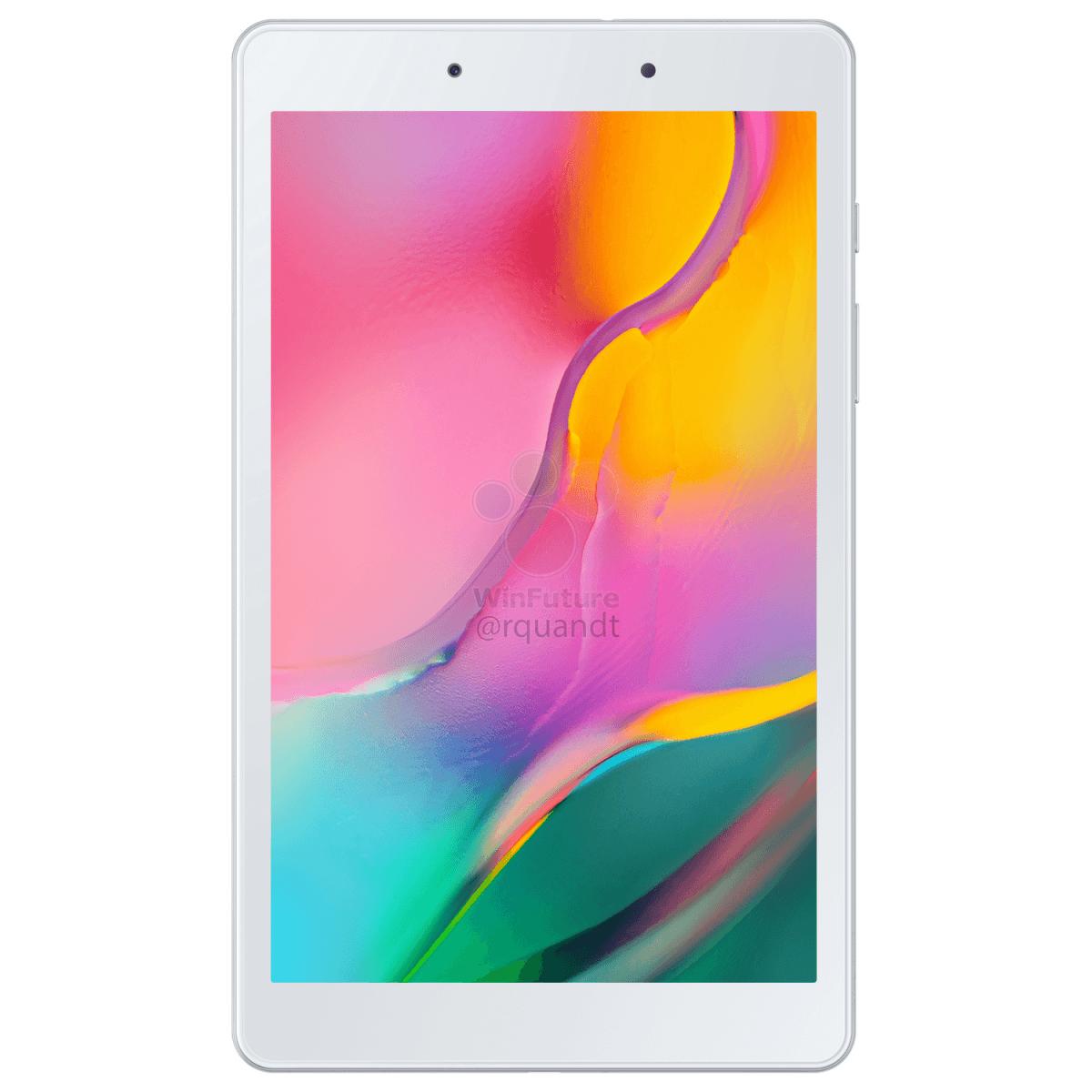 """Galaxy Tab A 8"""" 2019 leaks 1"""