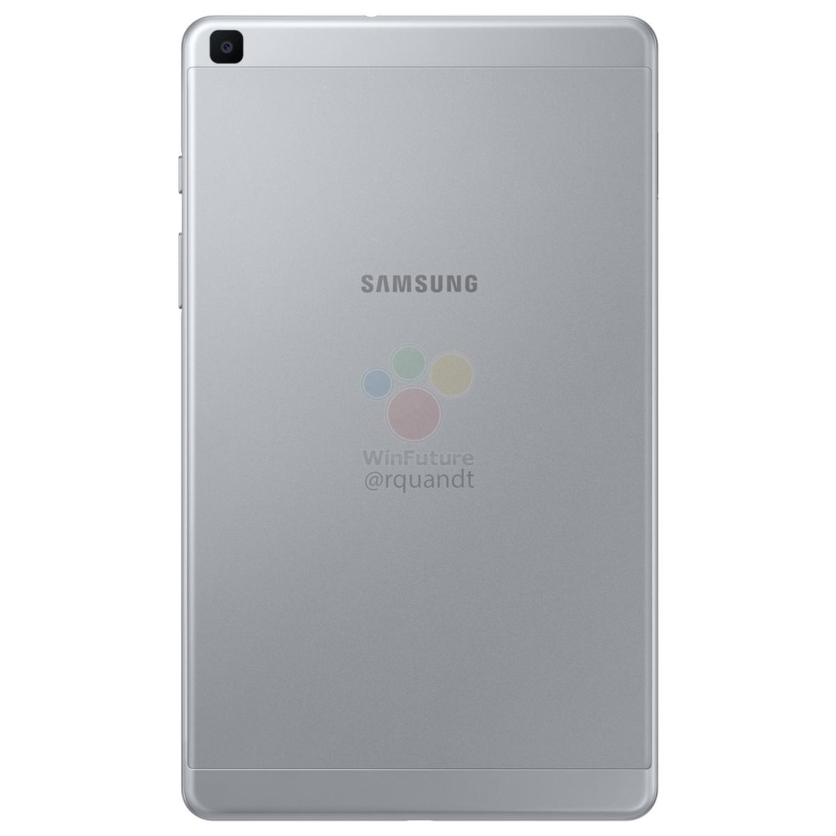 """Galaxy Tab A 8"""" 2019 leaks 4"""
