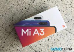 Xiaomi Mi A3 'Kind Of Grey' hands-on