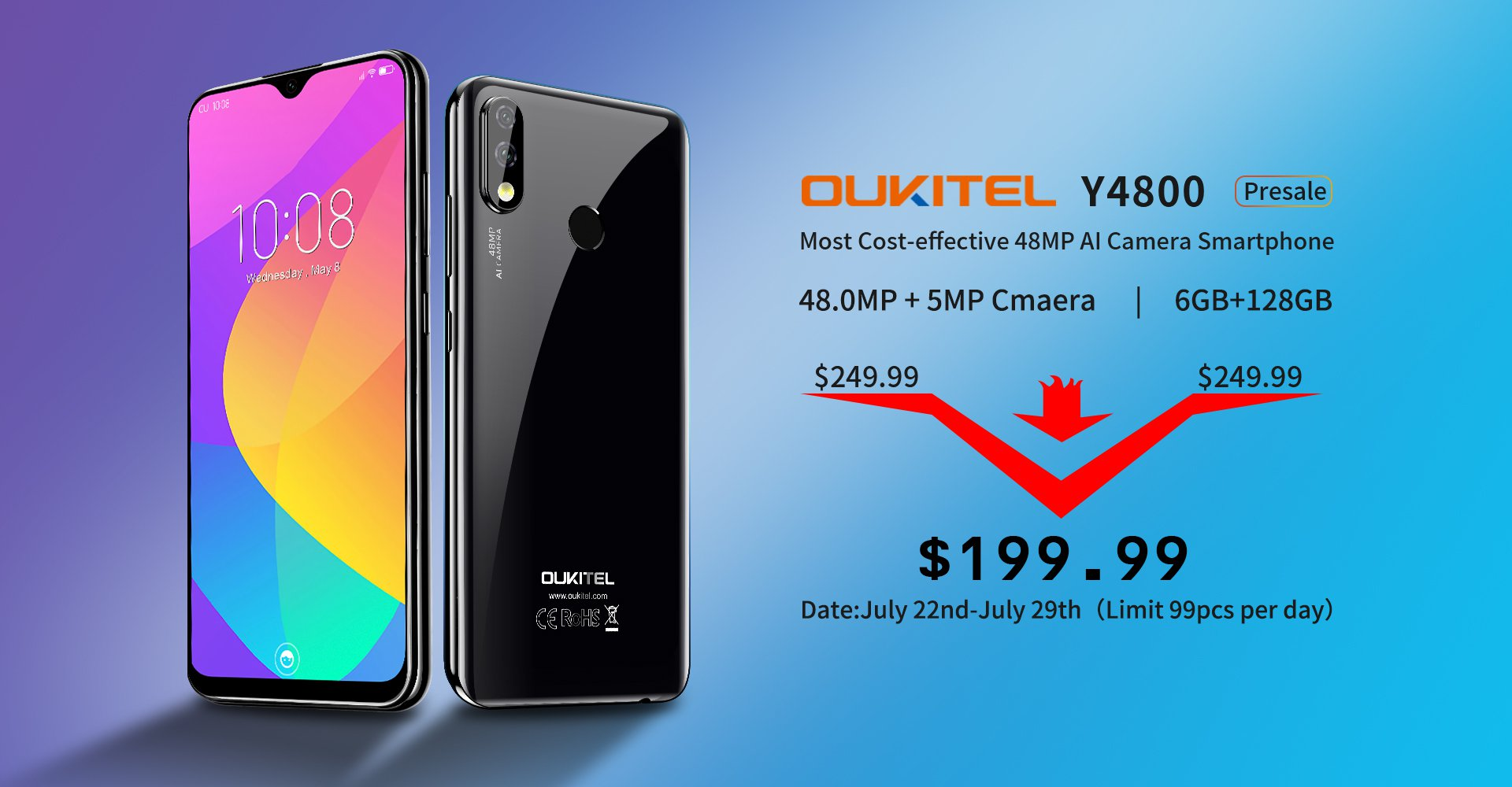 OUKITEL-Y4800-sale-at-199.99