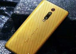 Redmi K20 Pro Extra special Edition Gold full image leaks