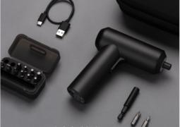 Xiaomi's MIJIA Electric Screwdriver premieres for $23
