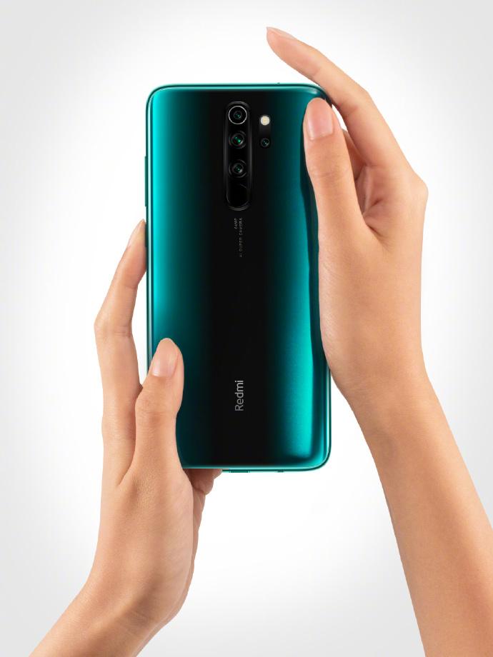 Green Redmi Note 8 Pro 3