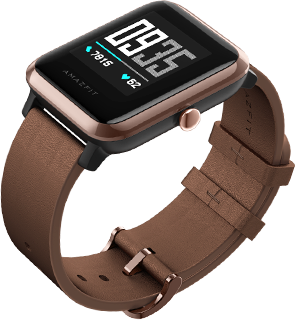 Huami's Amazfit Health Watch 2